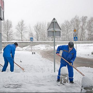 Навесное оборудование для уборки снега для мотоблока крот